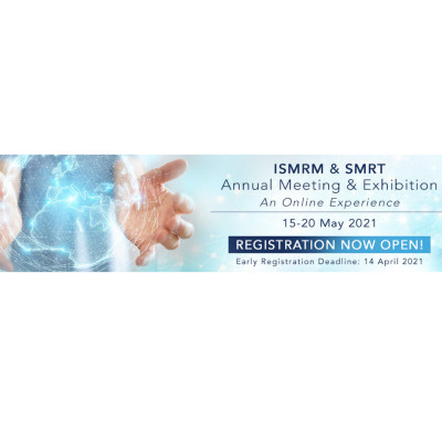 ISMRM & SMRT Annual Meeting & Exhibition 2021