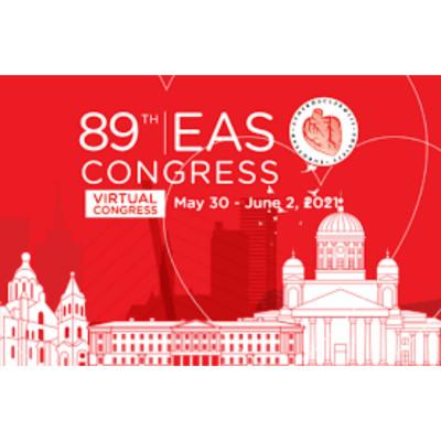 89th EAS Congress - European Atherosclerosis Society 2021