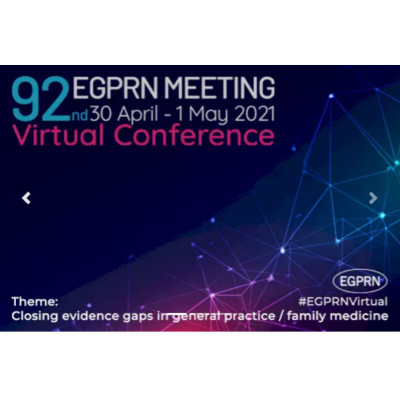 92nd EGPRN Meeting 2021
