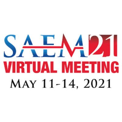 SAEM - Society of Academic Emergency Medicine 2021