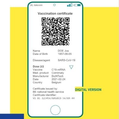 COVID-19 Vaccine Passports Are Coming to EU