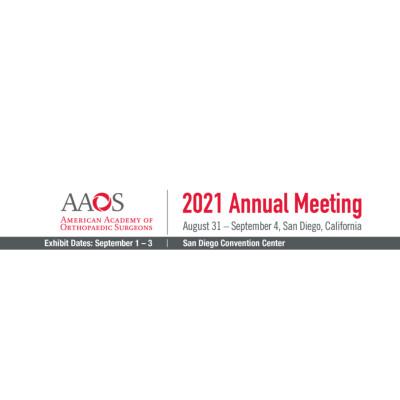 AAOS 2021 Annual Meeting