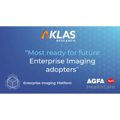 Agfa HealthCare Sees Most Satisfied Go-Live Validations: KLAS Enterprise Imaging Performance Report