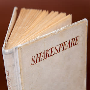 Time for Some Shakespeare?