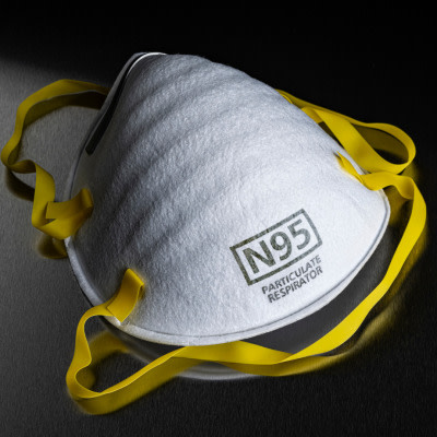 FDA Recommends Against Reuse of Respirators