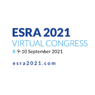 European Society of Regional Anaesthesia (ESRA) Congress 2021