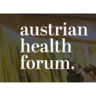 Austrian Health Forum 2021