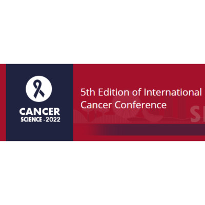5th Edition of International Cancer Conference