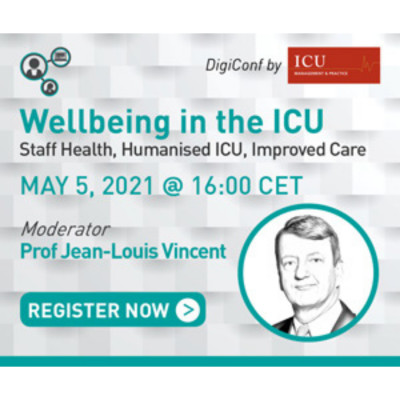 Wellbeing in the ICU: Staff Health, Humanised ICU, Improved Care