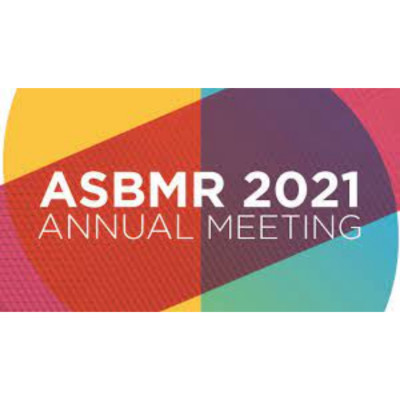 American Society of Bone & Mineral Research (ASBMR) Annual Meeting 2021