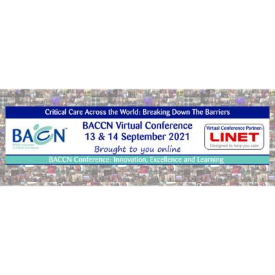 British Association of Critical Care Nurses (BACCN) Conference 2021
