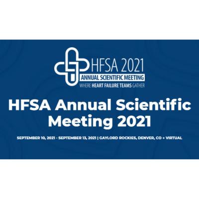 HFSA Annual Scientific Meeting 2021