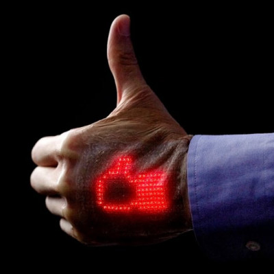 Next Gen Wearable: Electronic Skin
