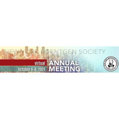 New York Roentgen Society Annual Meeting 2021
