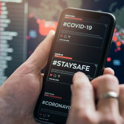 Will Your Mobile Phone Soon Be Able to Detect COVID-19?