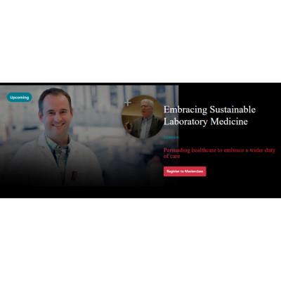 Embracing Sustainable Laboratory Medicine