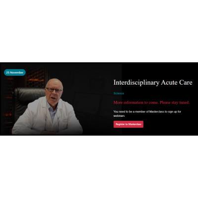 Interdisciplinary Acute Care