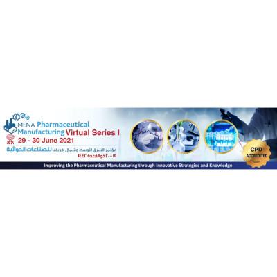 MENA Pharmaceutical Manufacturing Virtual Series