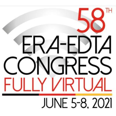 58th ERA-EDTA Congress 2021