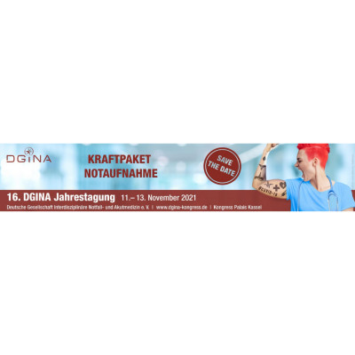 16th Annual Conference German Society for Interdisciplinary Emergency and Acute Medicine (DGINA)