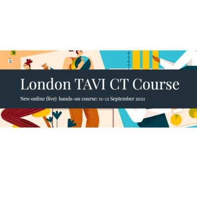 London TAVI CT Course 2021