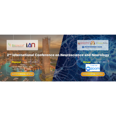 2nd International Conference On Neuroscience & Neurology 2021