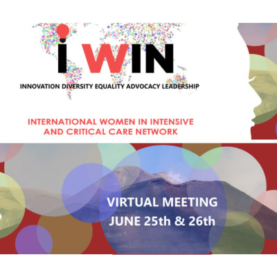 The International Women in Intensive and Critical Care Network (iWIN) 2021