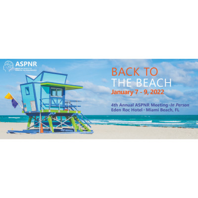 4th Annual Meeting of the American Society of Pediatric Neuroradiology ASPNR 2022