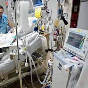 Association of Higher vs Lower PEEP on Mortality