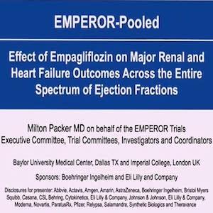 #ESCCongress: Results of the EMPEROR-Preserved Trial