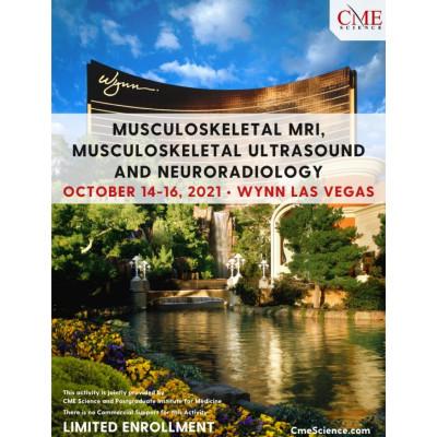 Musculoskeletal MRI, Ultrasound and Neuroradiology 2021