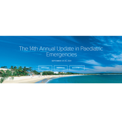 The 14th Annual Update in Paediatric Emergencies