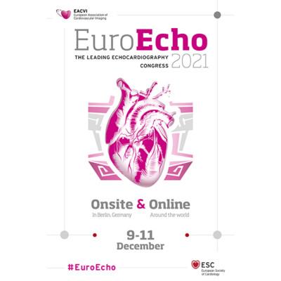 25th Annual Congress of EACVI EuroEcho 2021