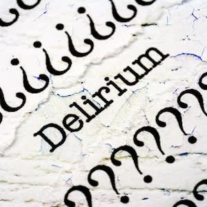 Perioperative Dexmedetomidine and Postoperative Delirium