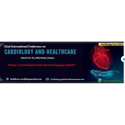 31st International Conference on Cardiology and Healthcare