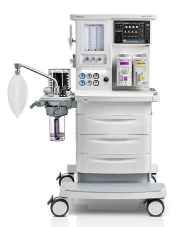 WATO EX-35  Anesthesia Machine