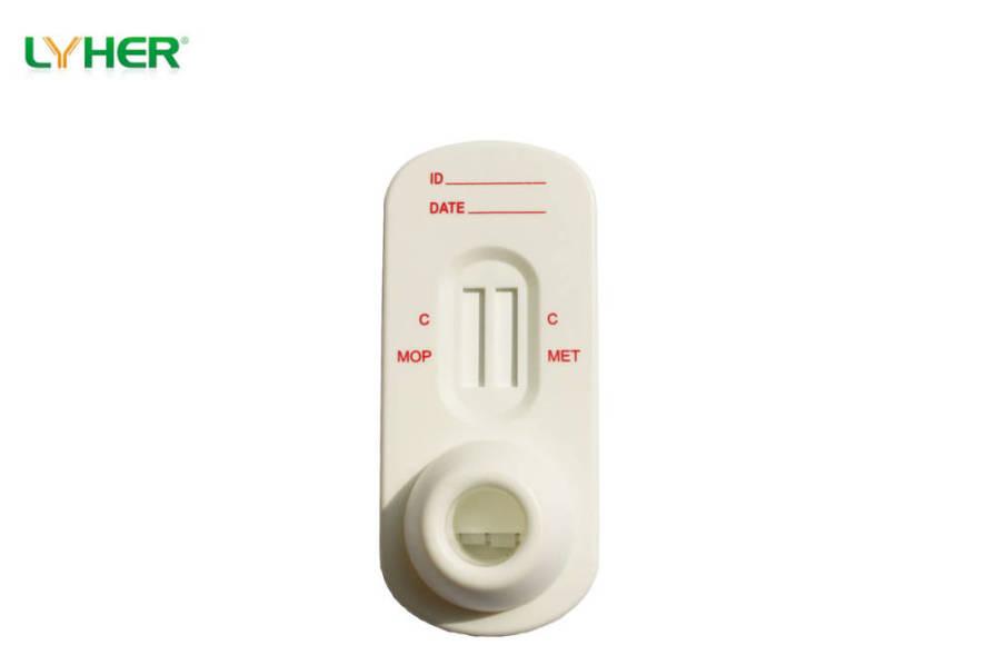Multi-drug One Step 2-5 Drug Test Device (Urine/Saliva)