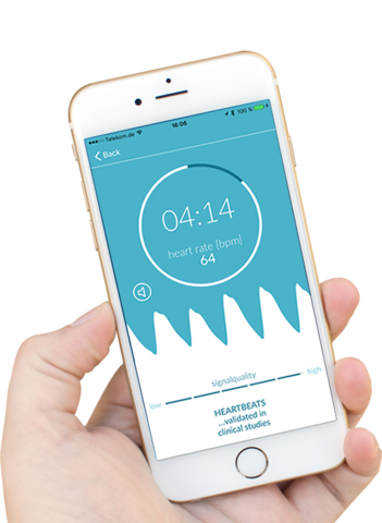 Preventicus Heartbeats App