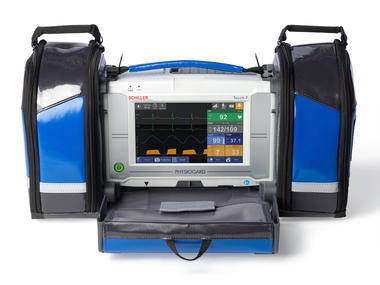 External defibrillators PHYSIOGARD Touch 7 SCHILLER