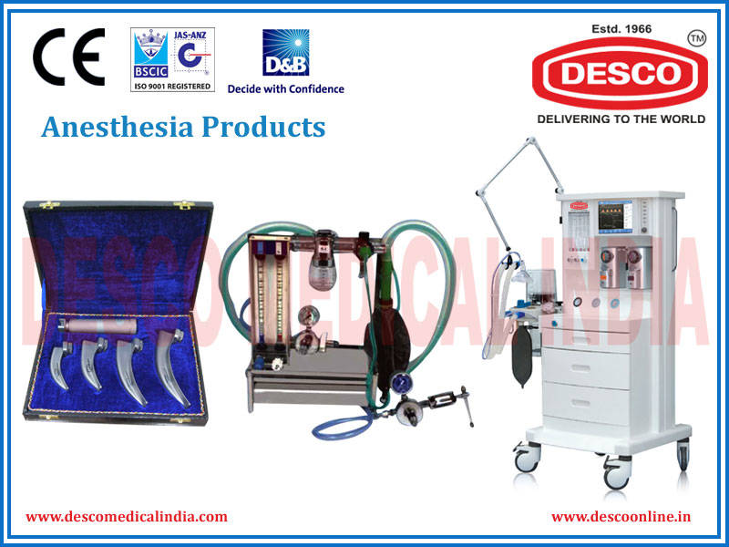 ANESTHESIA PRODUCTS