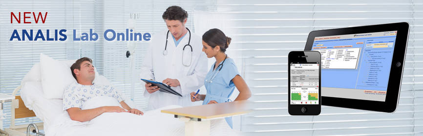 A Integrated, consolidated and evolutive IT solution for private & hospital laboratories