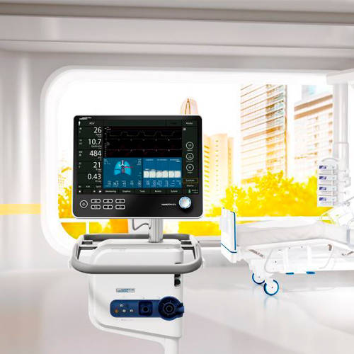 HAMILTON-C6 Ventilator: The next generation of intelligent ICU ventilators