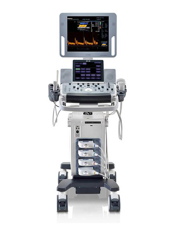 DC-60 Diagnostic Ultrasound System