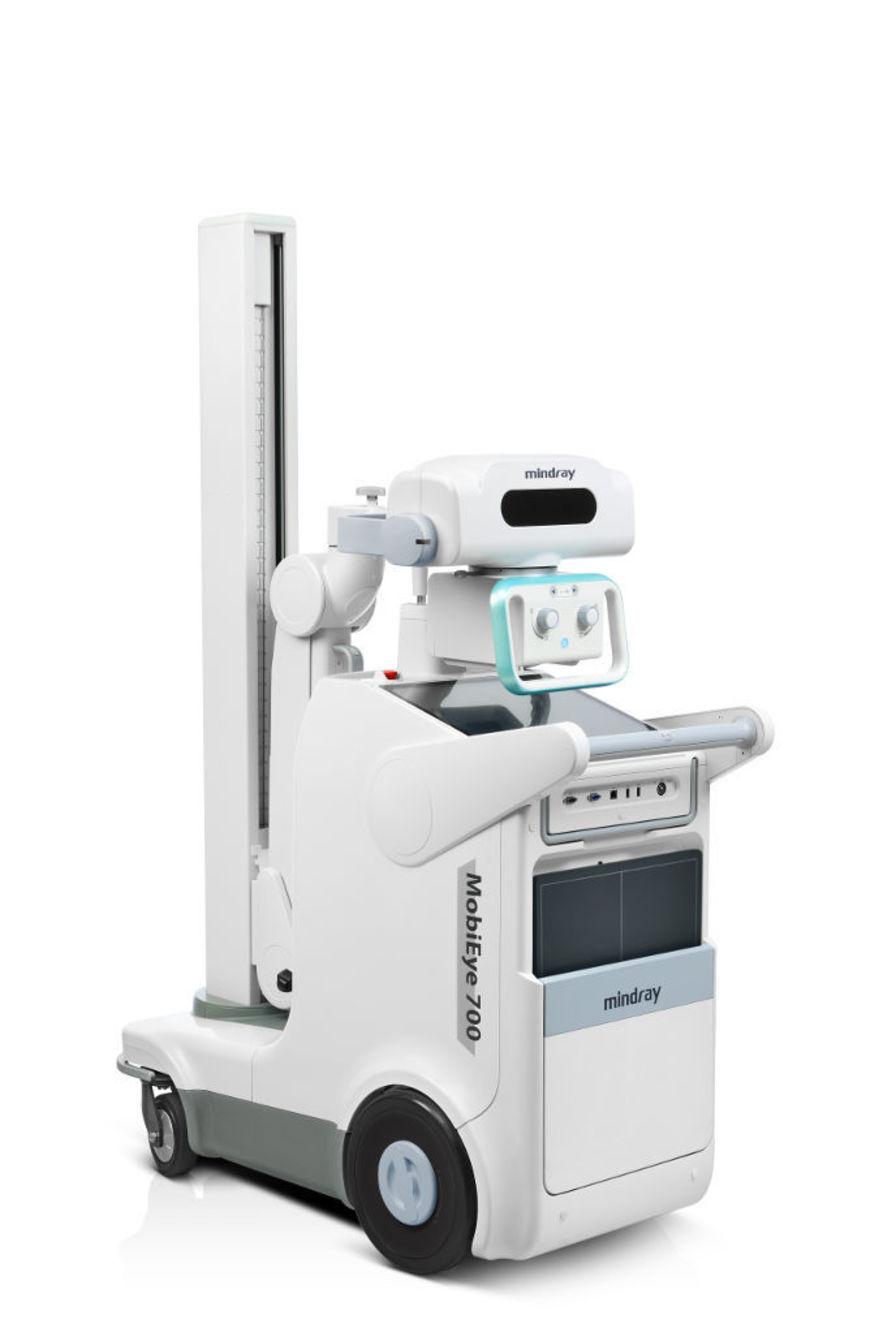 Mobieye 700移动射线照相系统