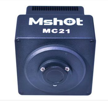 Digital camera / for laboratory microscopes / CCD / cooled MC21 Micro-shot Technology Limited