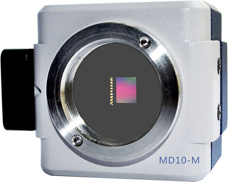 Digital camera / for laboratory microscopes / CMOS 3.0Mpx | MD10-M Micro-shot Technology Limited