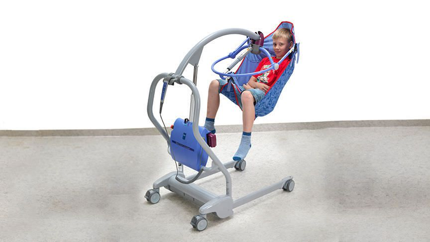 Patient lift sling / pediatric ArjoHuntleigh