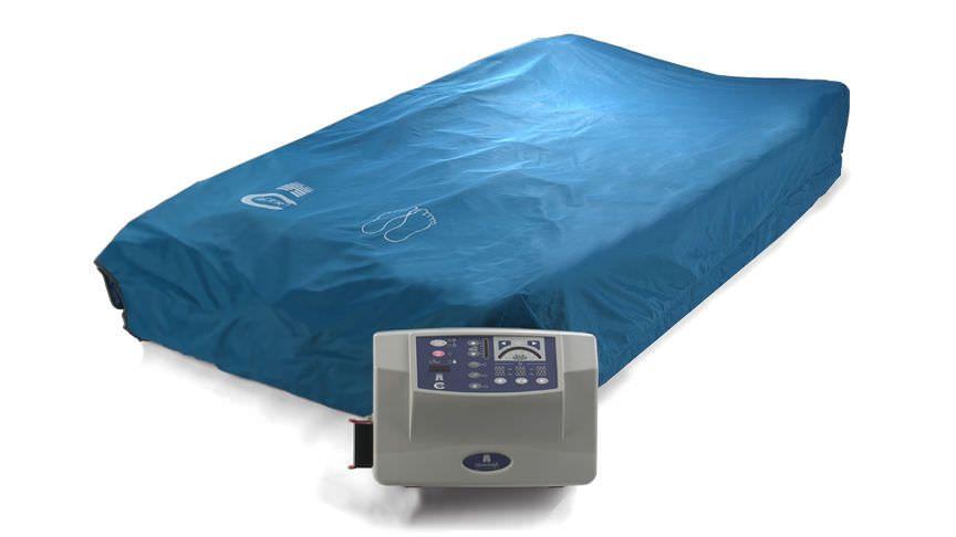 Anti-decubitus mattress / for hospital beds / dynamic air / tube Acer® ArjoHuntleigh