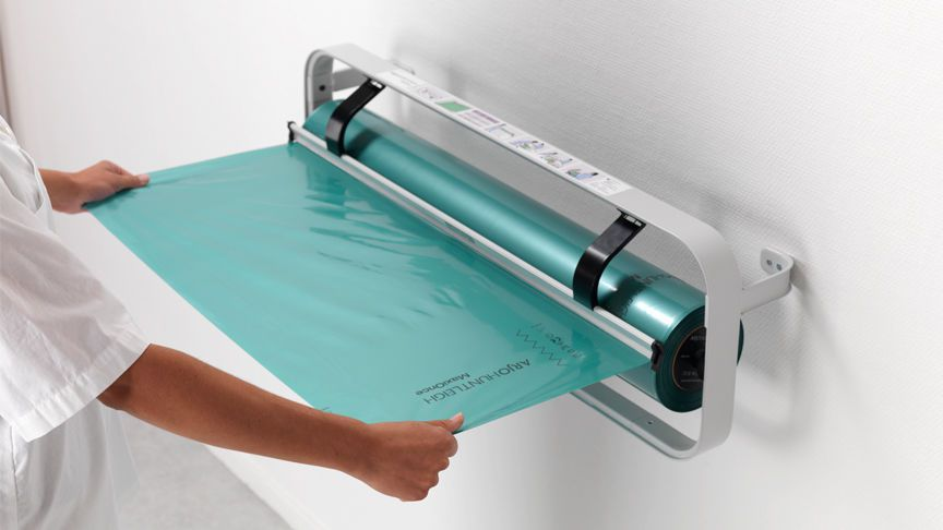 Sliding sheet / disposable / for people with reduced mobility MaxiOnce™ ArjoHuntleigh