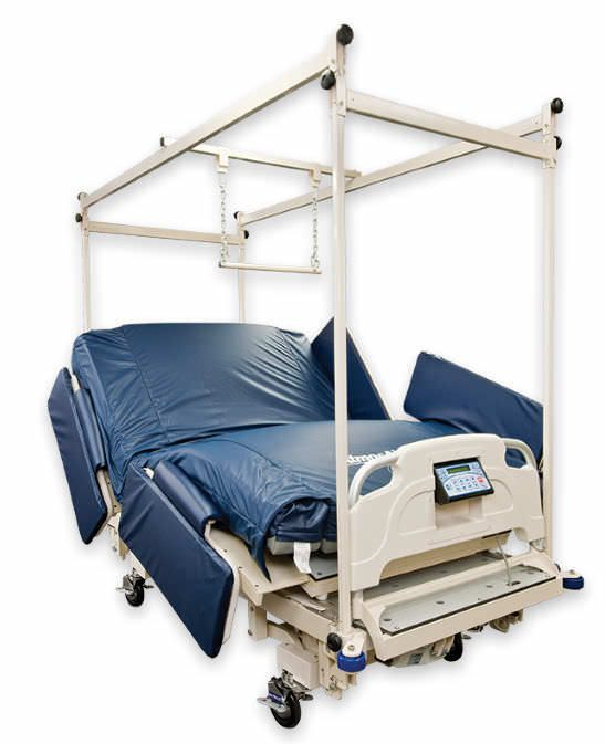 Intensive care bed / electrical / with weighing scale / height-adjustable BariMaxx™ Active ArjoHuntleigh